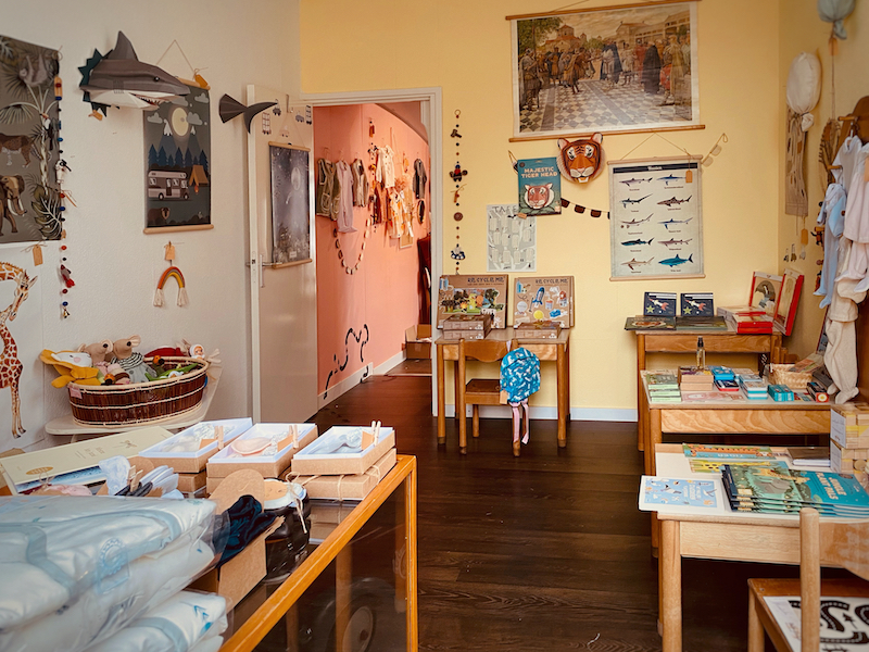 Blue Gorilla kinderwinkels Haarlem Noord