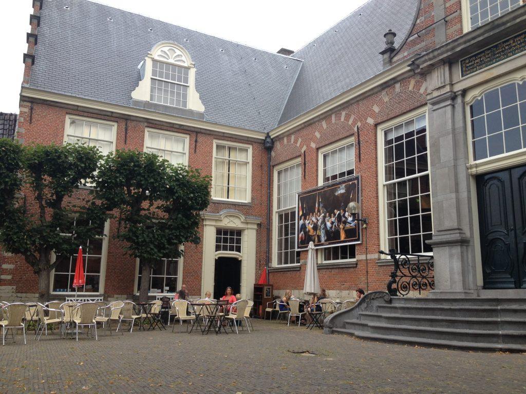 Coffeestar Haarlem terras