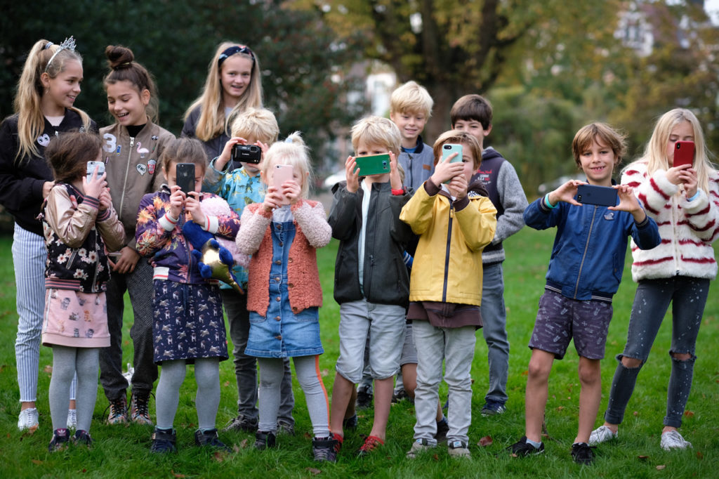 Fotoworkshop kids Haarlem meivakantie mugjes