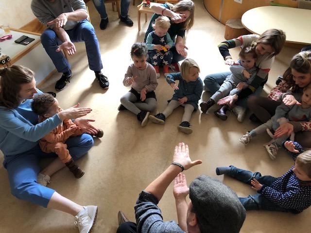 Muziek maken met kinderen in Haarlem