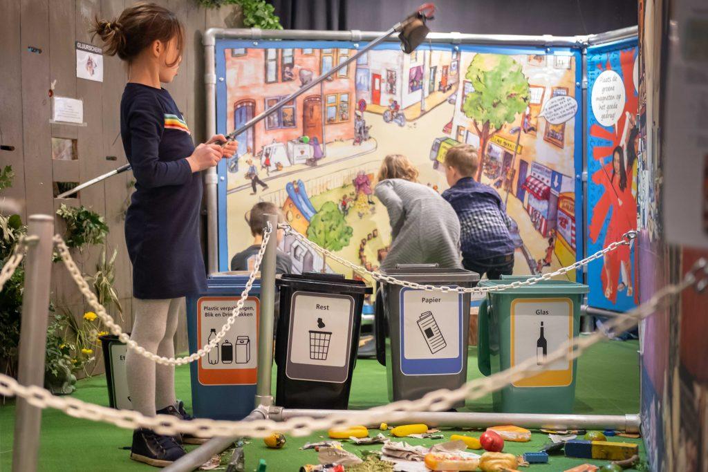 Afval experience Pieter Vermeulen museum
