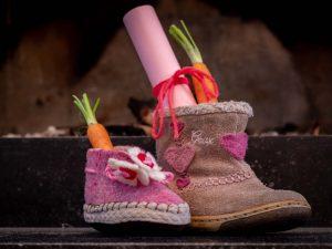 Schoencadeautjes in Haarlem
