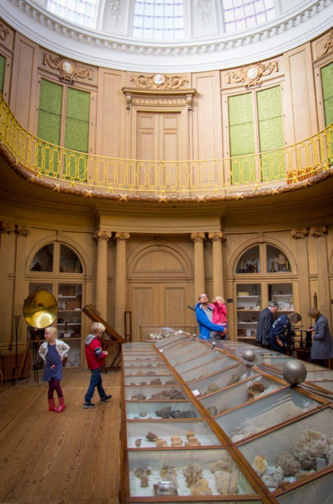 Eva Teylers museum Ovale zaal