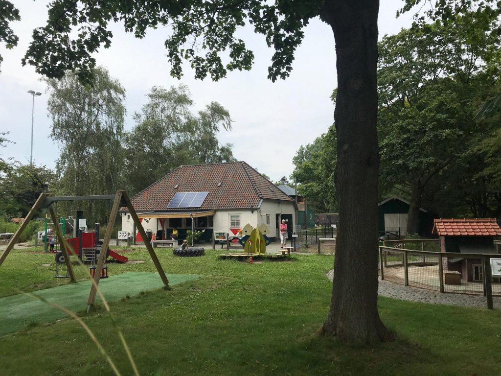 Petting zoo Schoterhoeve Planetenwijk