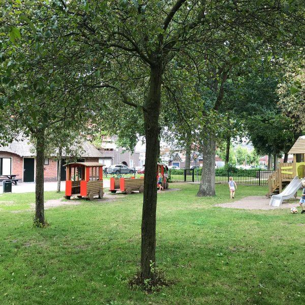 Zaanenpark Planetenwijk Haarlem