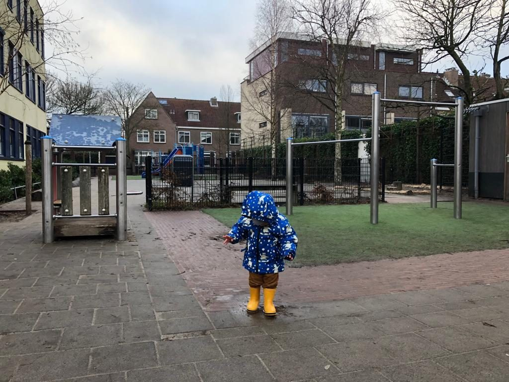 Floor rondje Kleverpark-schoolplein1