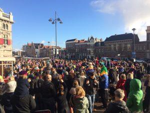 Sintintocht Haarlem