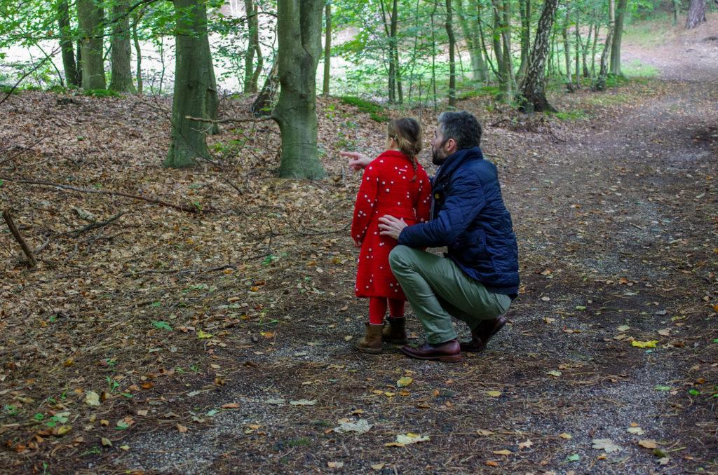 Koningshof kindvriendelijke wandelingen gezin Haarlem Overveen wandelen wandelroute kind