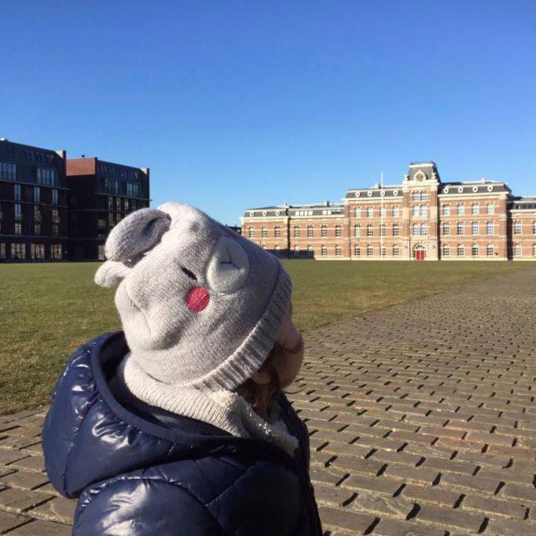 Dreumes voor Sint Jorisveld Ripperdakazerne Haarlem