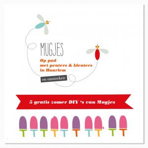 5 gratis DIY's van Mugjes