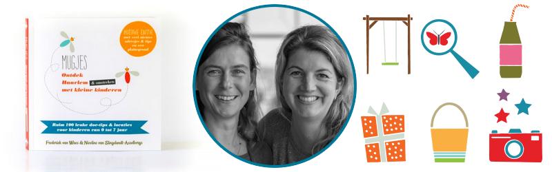Boek Mugjes nieuw e-book Haarlem ouders en kinderen