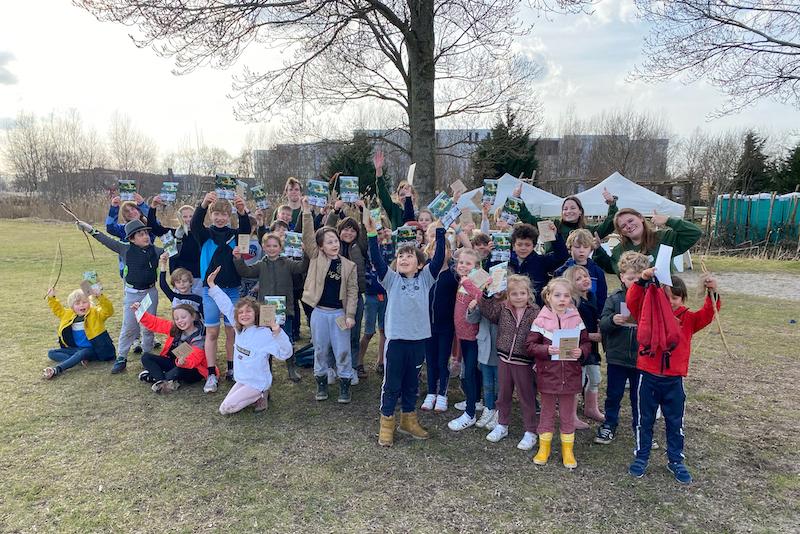 Natuur Speeleiland_meivakantie_kinderprogramma_kamp_mugjes_Haarlem