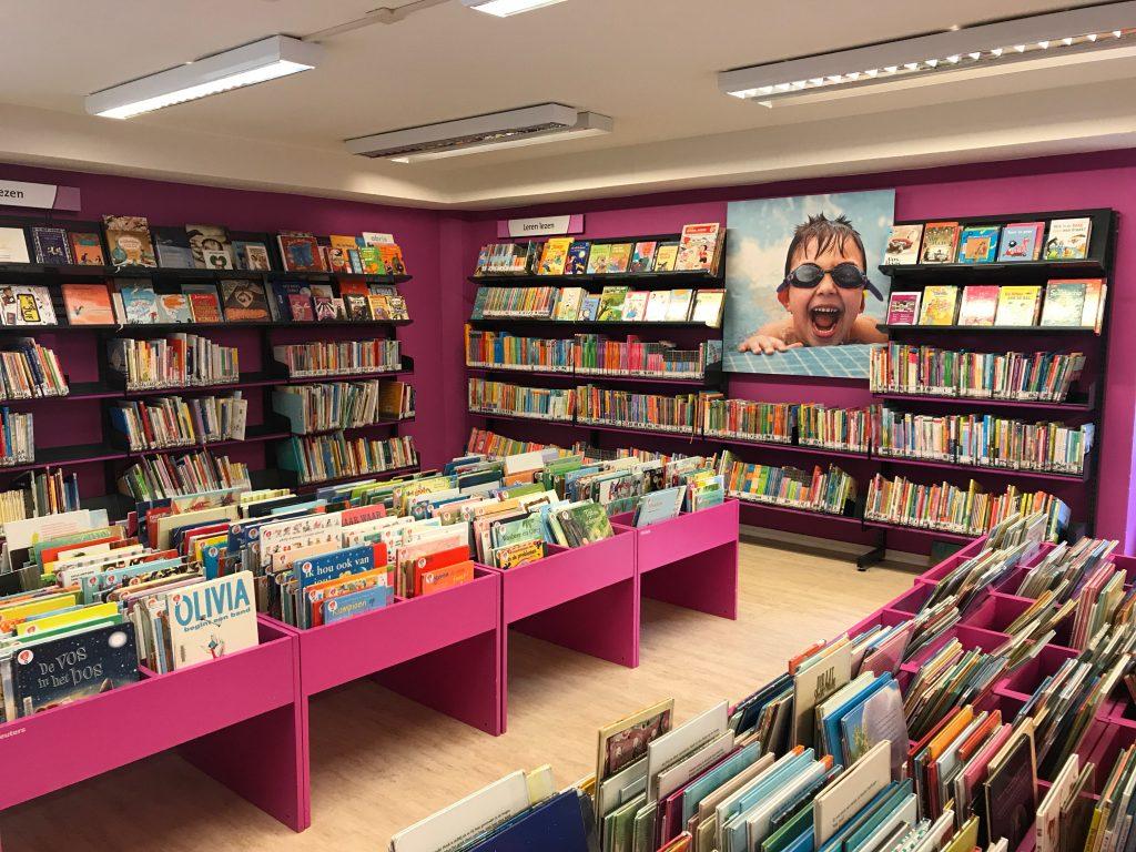 Bibliotheek Haarlem Centrum