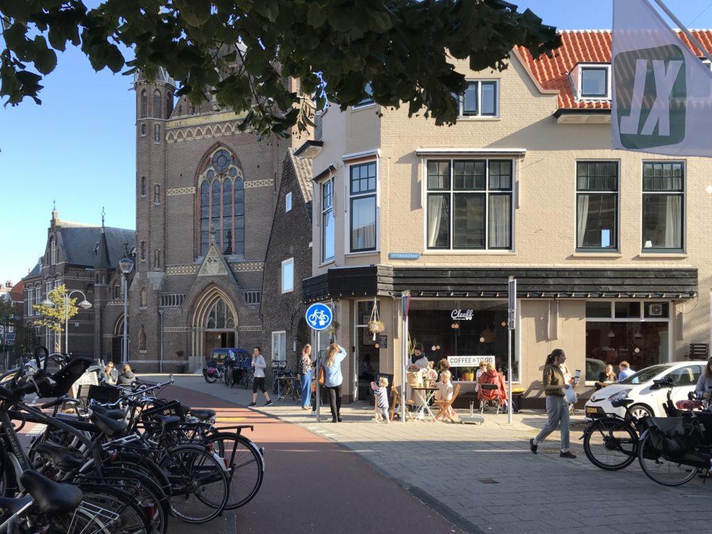 Cleeff Kleverparkbuurt Haarlem