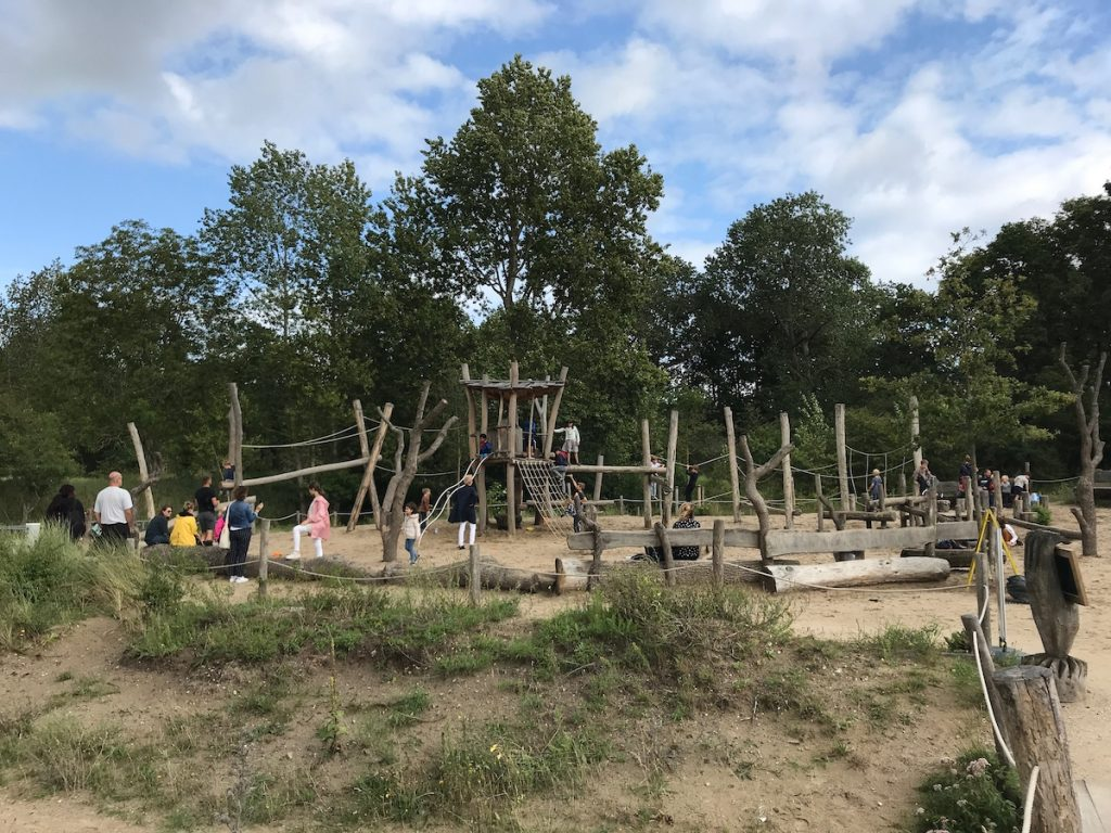 Duincafe Kennemerduinen natural playground
