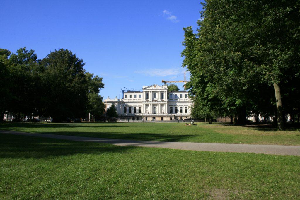 Haarlemmerhout uitzicht Provinciehuis gratis uitjes