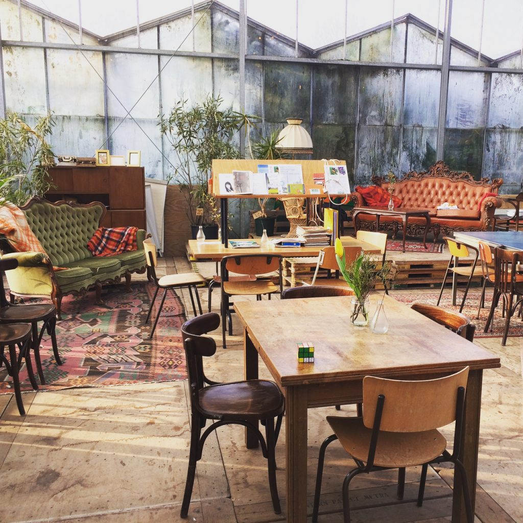 Kweekcafe Haarlem