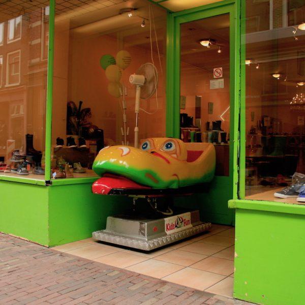 Kinderschoenen winkel Peertje Haarlem