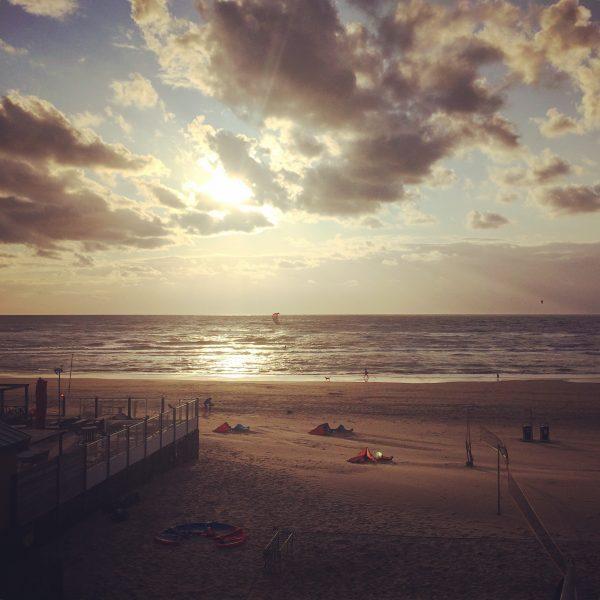 Nicoline_Strand zonsondergang