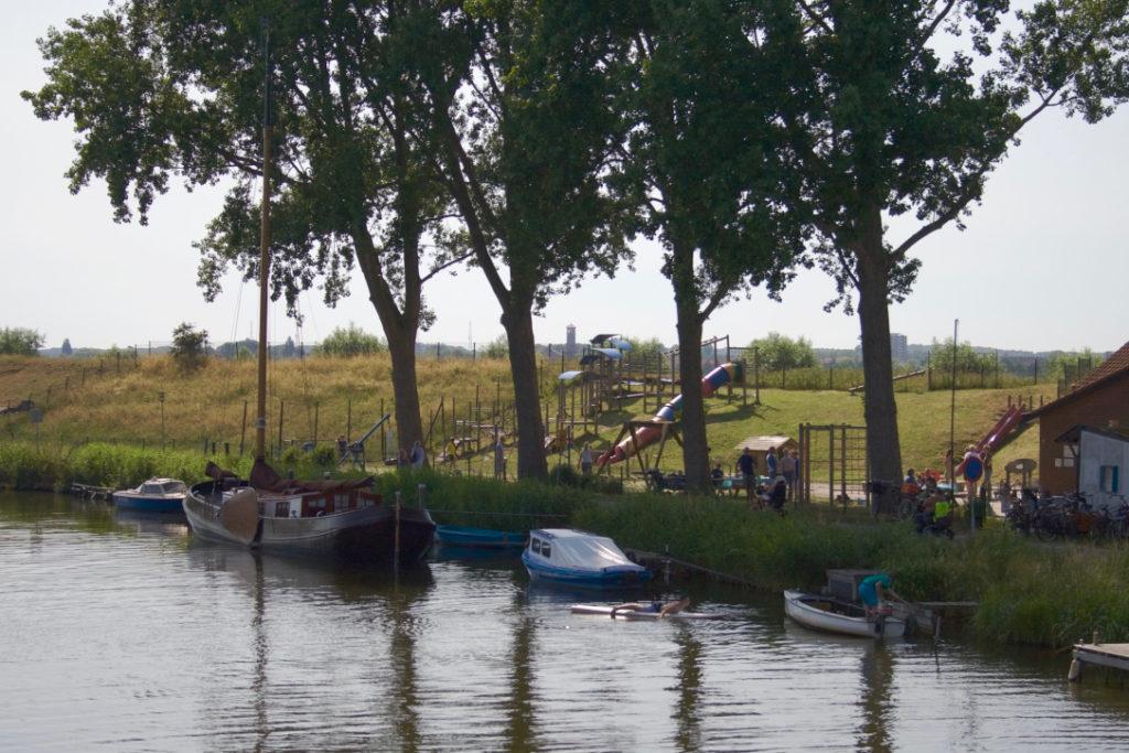 Speeltuin Nieuw Leven Spaarndam