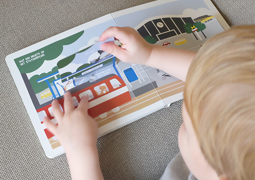 Noox City Kids_childrens book_Haarlem