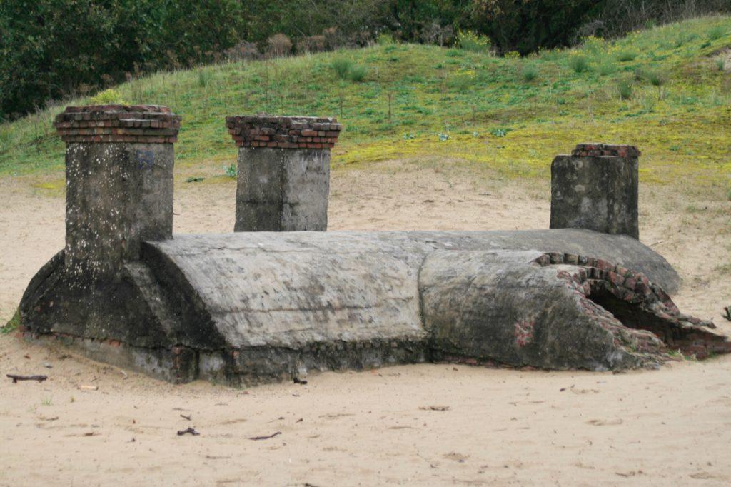 Bunker uit de Tweede Wereldoorlog