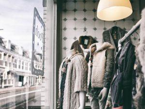 Tweedehands kleding bij Pooh Haarlem