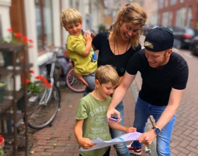 Verhaalvontuur Haarlem mugjes