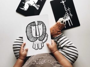 Kindje met Wee Gallery artcards