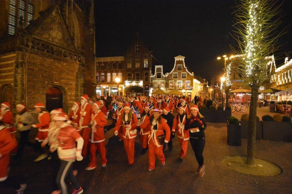 Santarun Elfs Run Haarlem