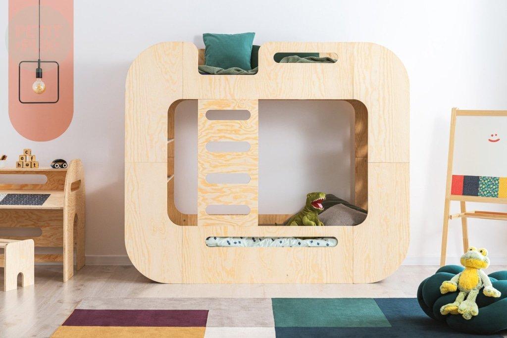 Petit Puk kinderkamer kinderbed bunkbed stapelbed Haarlem