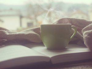 Relaxed koffiedrinken Haarlem